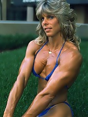 Lesley Kozlow great body and very glamorous looks