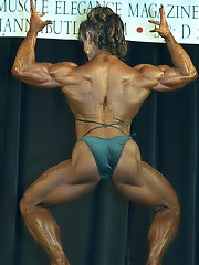 2001 Extra Strength the IFBB Pro Women's Bodybuilding Championships