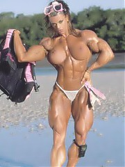Bodybuilding and fitness women galleries and video.18+